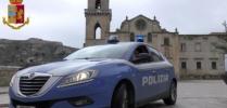 Maltrattamenti in famiglia e sequestro di persona, arrestato dalla Polizia pluripregiudicato materano