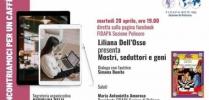 Martedì 20 aprile la Fidapa Policoro discute con Liliana Dell'Osso su