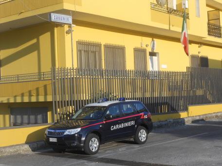 Carabinieri Tursi