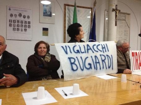 Comitato protesta