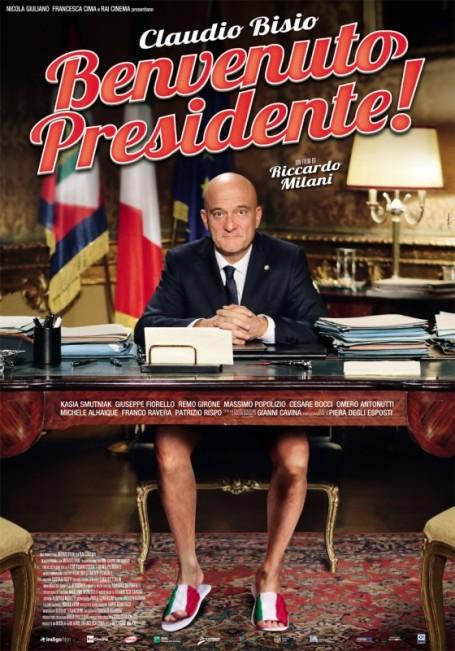 Benvenuto-Presidente