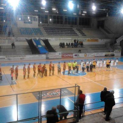 Futsal Bisceglie-Libertas Scanzano