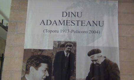 mostra Dinu Adamesteanu