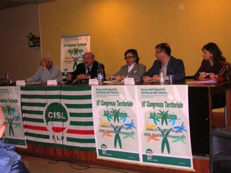 congresso provinciale SLP-CISL