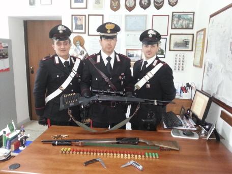 carabinieri valsinni