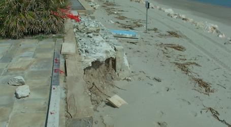erosione costa metaponto