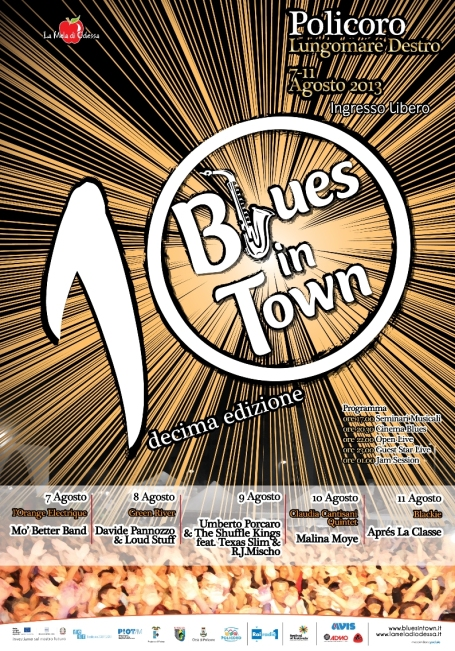 Blues in town 2013