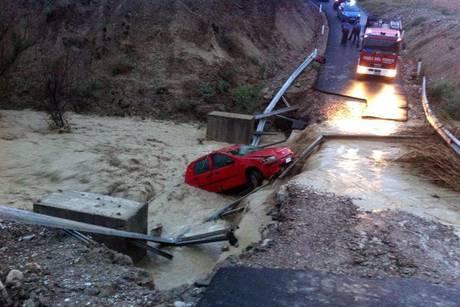 Maltempo: Basilicata; auto travolta dall'acqua, muore donna