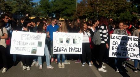 manifestazioni studenti