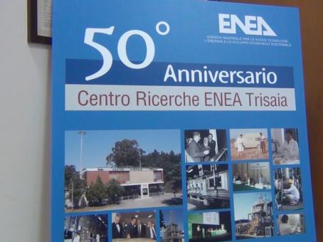 Enea 50 anni