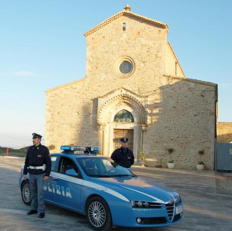 Pisticci Polizia