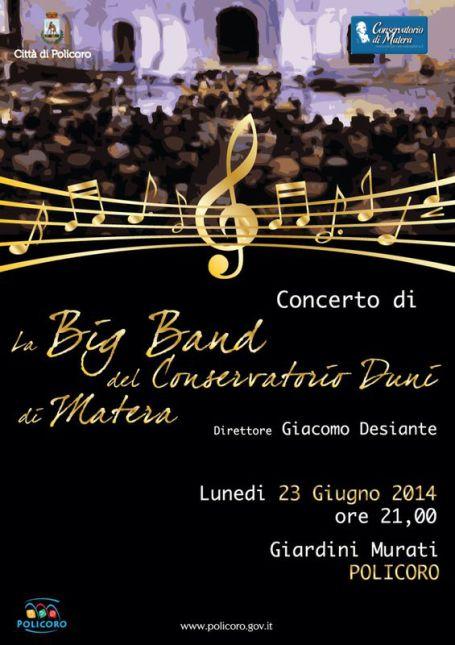 Big Band conservatorio