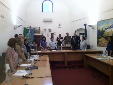 consiglio comunale Montalbano