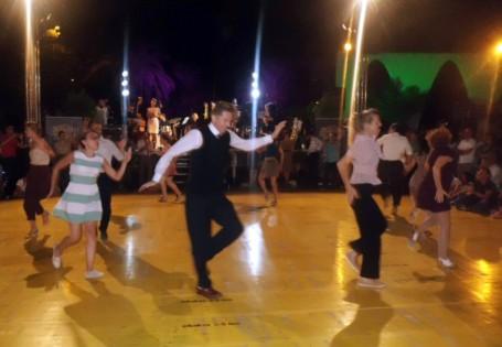 maestri ballo in gruppo