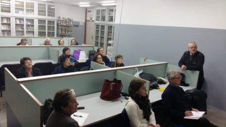 partecipanti corso  Scrittura Crreativa all'Unitre di   Policoro