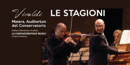 Vivaldi, le Stagioni