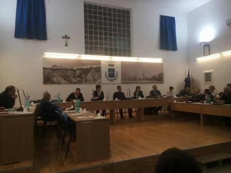 Un momento del Consiglio Comunale Aperto PIsticci