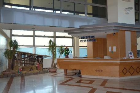 ospedale matera ingresso