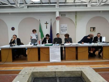 Foto Consiglio Comunale Fonte Antonio Rondinone