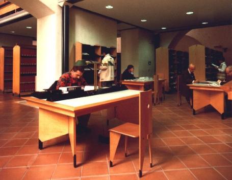 biblioteca matera periodici