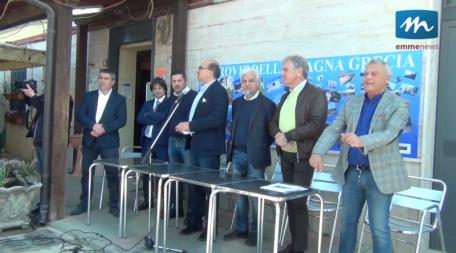 conferenza stampa treni