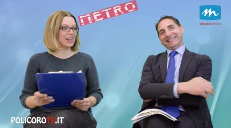 metro sindaco colobraro