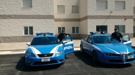 polizia nuovo commissariato marconia
