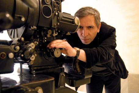 2 SUR(cines del sur) Granada 03/06/08 ,el director de cine iraní Mohsen Makhmalbaf
