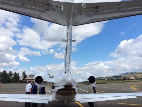 aereo pista mattei