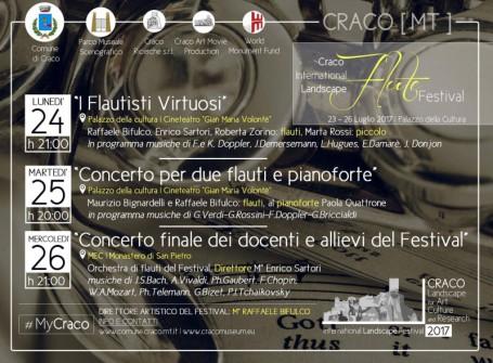 Craco  Landscape Flute Festival