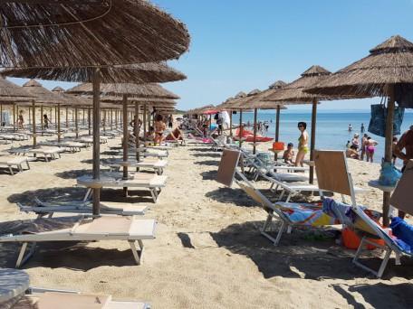 spiaggia mare metaponto