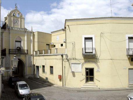 palazzo Rondinelli montalbano jonico