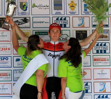 Giro di Basilicata 10092017 Sasso di Castalda-Viggianello arrivo Donovan (2)