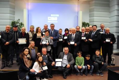 CamComMt - tutti i premiati Azienda longeva 2017