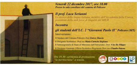 Invito Serianni