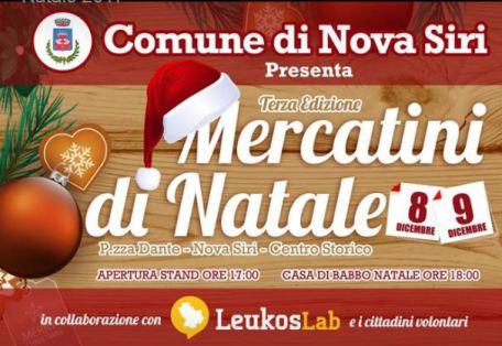 locandina_mercatini di Natale 2017