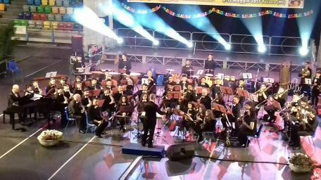 Symphonic Band Ass musicale Alessandro Vessella (1)