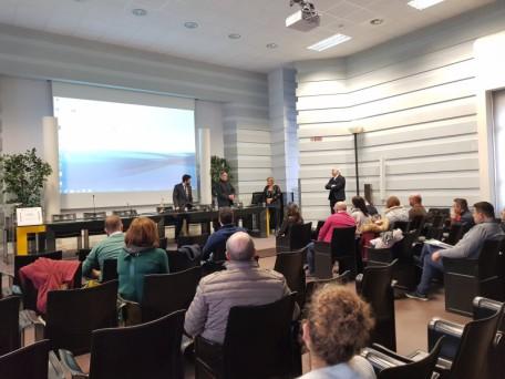 CamComMt - imprese partecipanti corso ICE e presidente Tortorelli 2