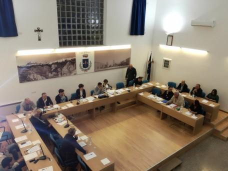 Consiglio Comunale nella Delegazione di Marconia