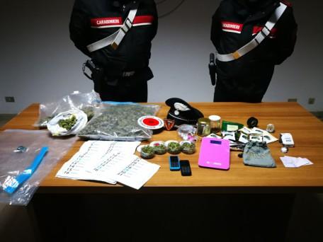 carabinieri droga policoro