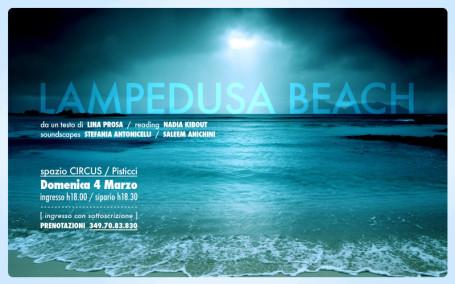 Lampedusa Beach - CIRCUS