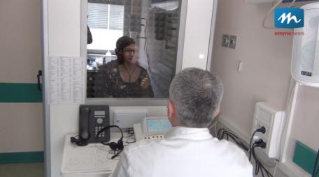 laboratorio audiometrico