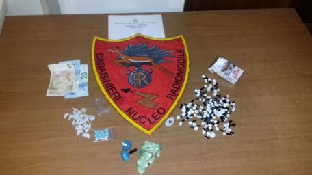 carabinieri droga pisticci