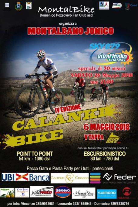 Calanchi Bike Marathon 06052018 locandina