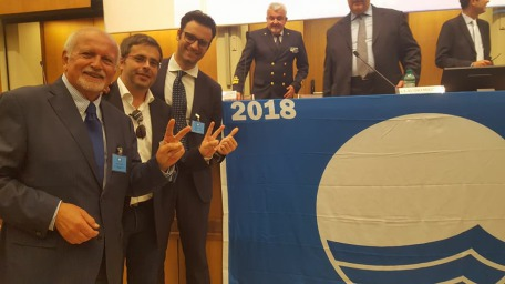 bandiere blu 2018