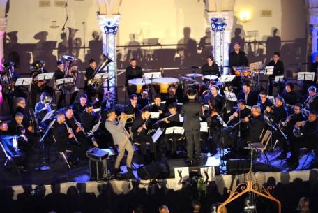 Lams - Fresu a Montescaglioso con Orchestra di Fiati