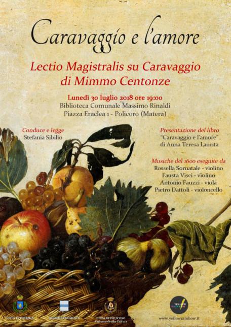 Locandina Caravaggio (1)