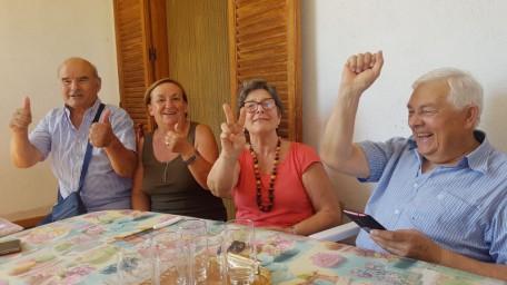 Soci Centro Sociale Anziani Scanzano