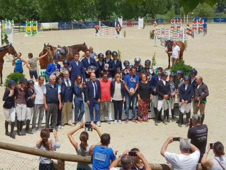 podio equitazione