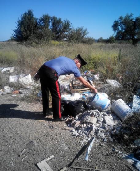 carabinieri rifiuti